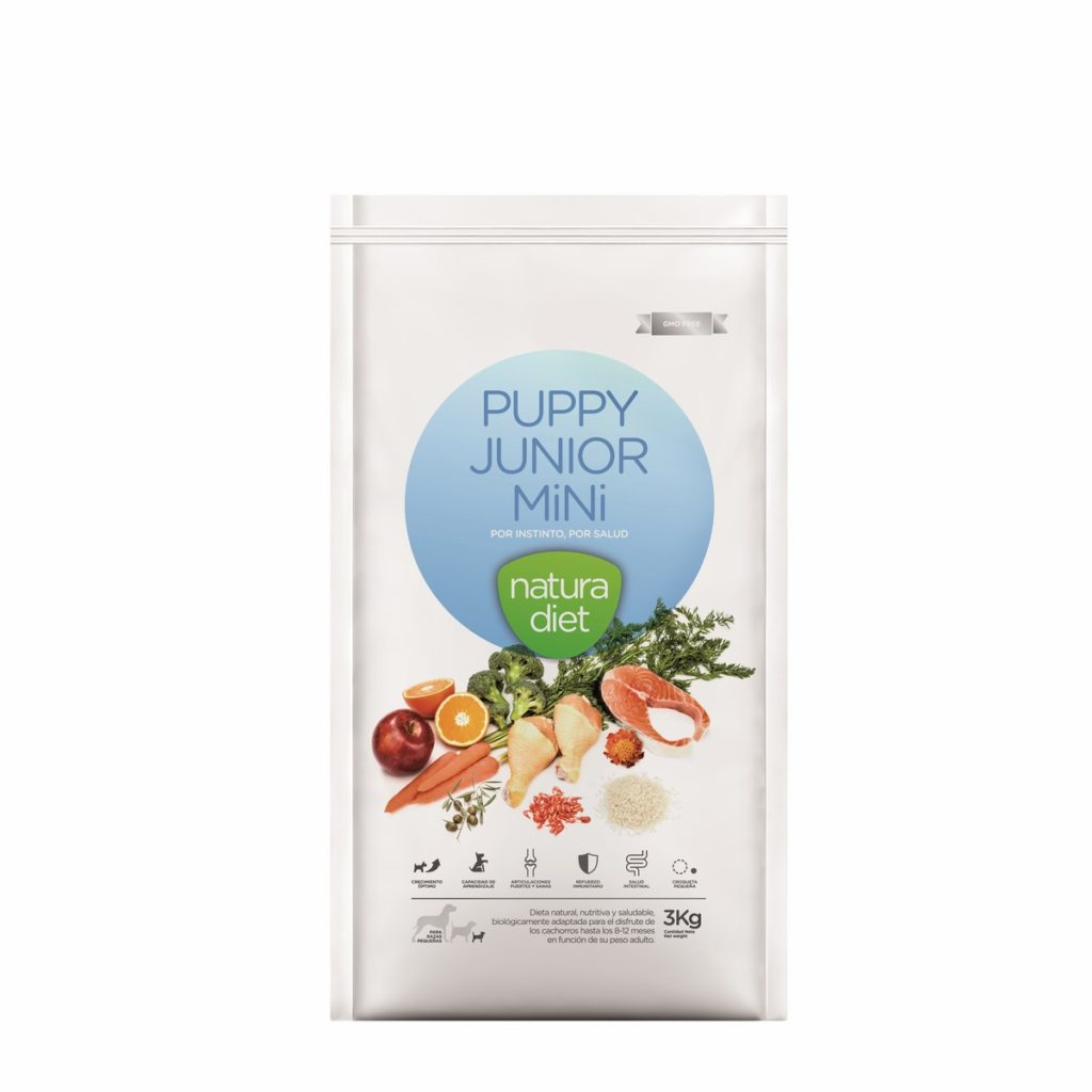 sucha karma natura diet puppy mini